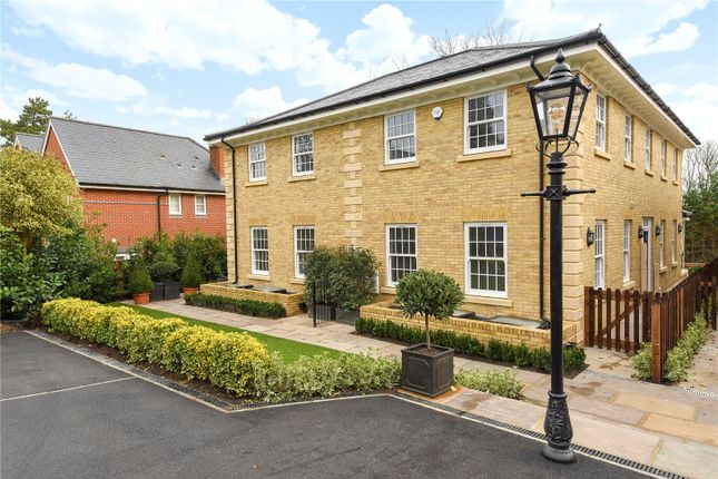 Thumbnail Semi-detached house for sale in Chilbolton Avenue, Winchester, Hampshire