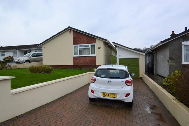 Thumbnail Detached bungalow for sale in Looseleigh Lane, Derriford, Plymouth, Devon