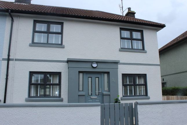 Thumbnail Semi-detached house for sale in Clonallan Gardens, Warrenpoint, Newry