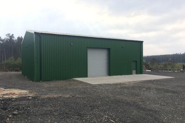 Thumbnail Industrial to let in Killen, Avoch