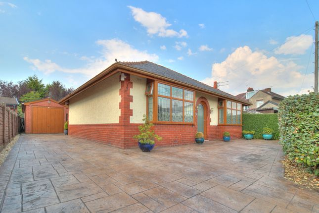Thumbnail Detached bungalow for sale in Princes Drive, Fulwood, Preston