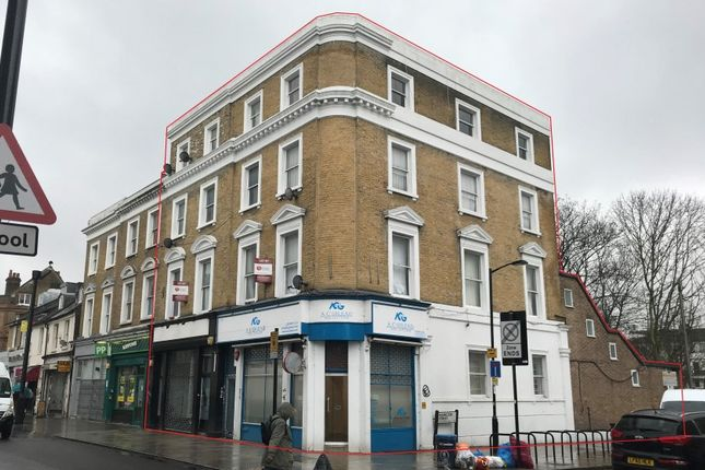 Thumbnail Commercial property for sale in Garland House, Deptford High Street, Deptford, London