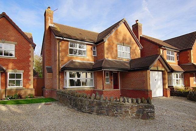 Thumbnail Detached house for sale in Quarry Lane, Winterbourne Down, Bristol