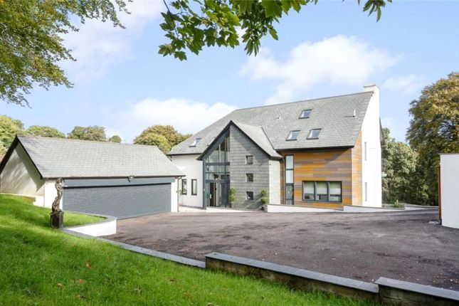 Thumbnail Detached house for sale in Plymbridge Road, Plymouth, Devon