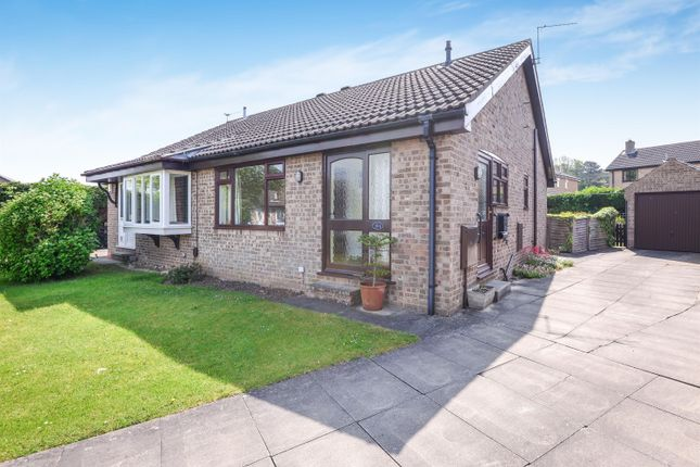 Thumbnail Semi-detached bungalow for sale in Aire Road, Wetherby