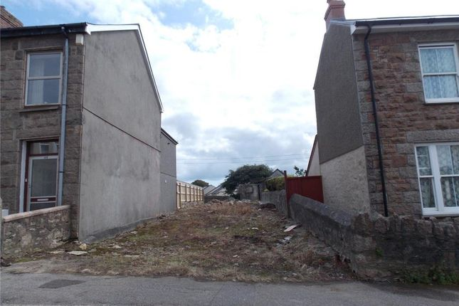 Thumbnail Land for sale in Raymond Road, Redruth