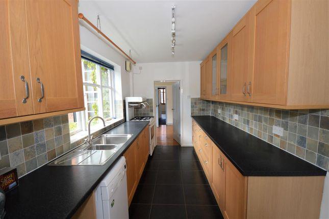 Further Kitchen View