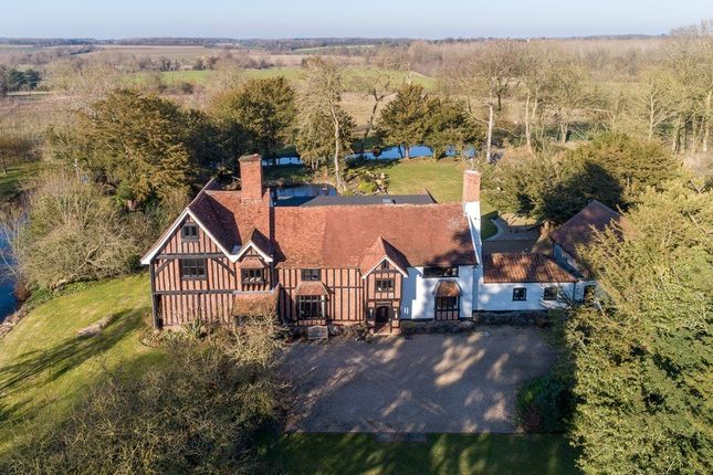 Thumbnail Detached house for sale in Church Hill, Hoxne, Eye