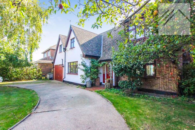 Thumbnail Detached house for sale in Cleveland Road, Canvey Island