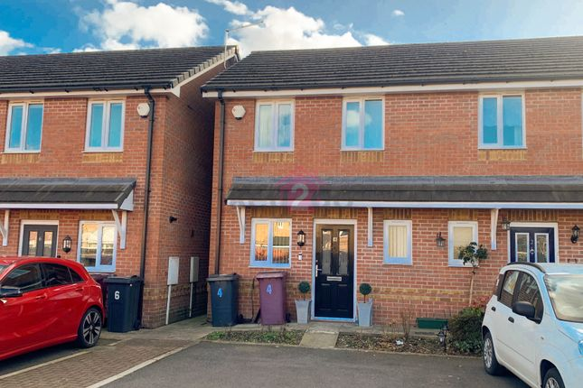 2 bed semi-detached house to rent in Ravenshorn Way, Renishaw, Sheffield S21