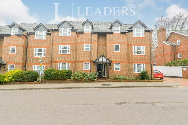 2 bed flat to rent in Alma Road, St.Albans AL1