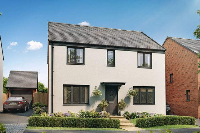 """Thumbnail Detached house for sale in """"The Chedworth"""" at Church Road, Old St. Mellons, Cardiff"""