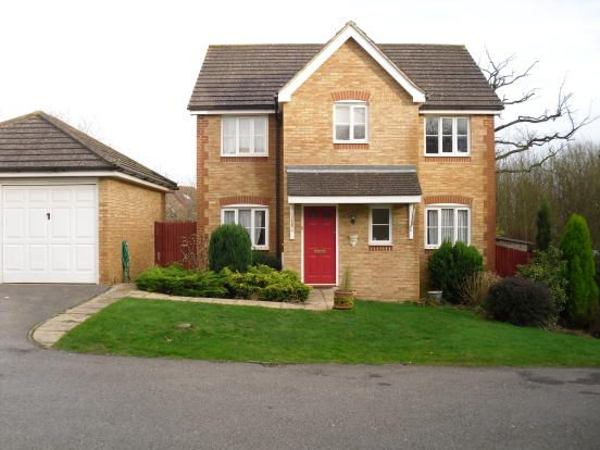 4 bed detached house to rent in Forest Avenue, Ashford, Kent