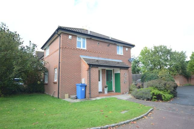 Thumbnail Semi-detached house to rent in Mary Mead, Warfield