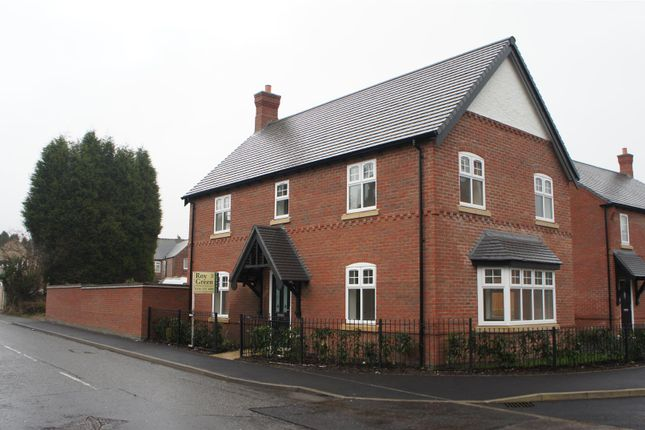 Thumbnail Property for sale in Hall Lane, Whitwick, Coalville