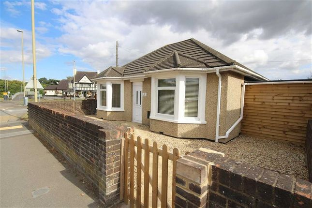 Thumbnail Detached bungalow to rent in Oxford Road, Swindon, Wiltshire