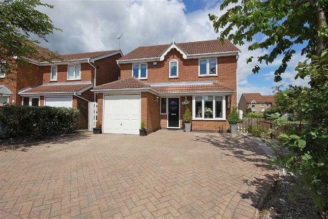Thumbnail Detached house for sale in Diamond Avenue, Rainworth, Mansfield