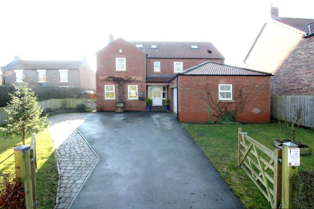 6 bed detached house for sale in West End, Kilham, Driffield