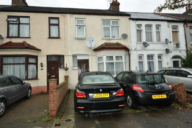 Thumbnail Terraced house for sale in Saxon Road, Ilford Essex
