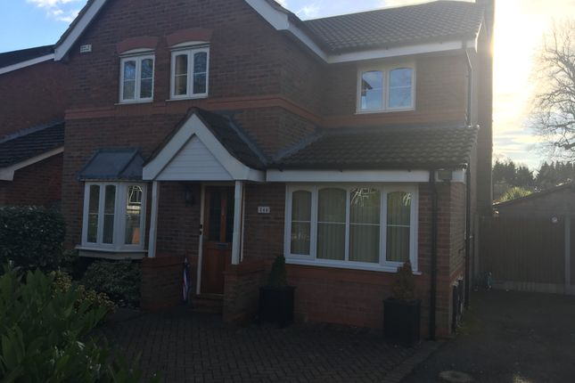 Thumbnail Detached house to rent in Broad Road, Sale