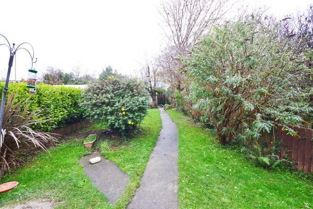 Garden 3 of Queen Elizabeth Avenue, Neyland, Milford Haven SA73