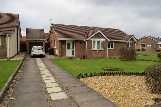 Thumbnail Semi-detached bungalow for sale in Hawk Place, Moresby Parks, Whitehaven, Cumbria