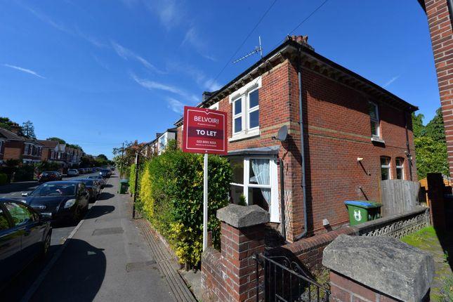 Thumbnail Property to rent in Heatherdeane Road, Southampton