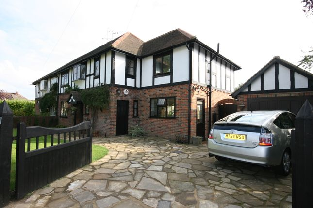 Thumbnail Property to rent in Connaught Road, Harpenden, Hertfordshire