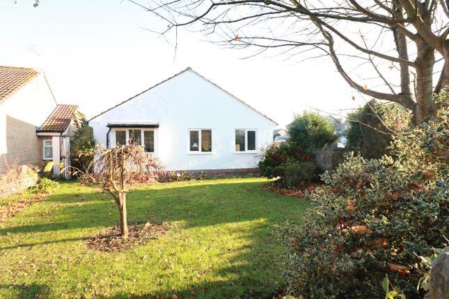 Thumbnail Detached bungalow for sale in Chapel Close, Nailsea, Bristol