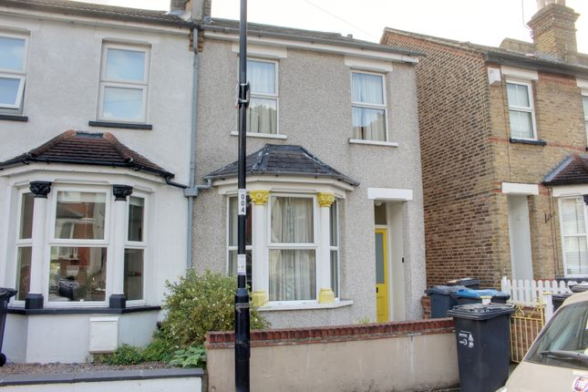Terraced house for sale in Churchill Road, South Croydon