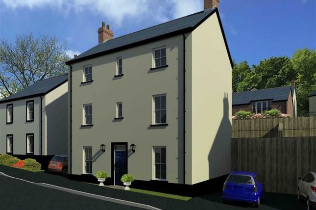 Thumbnail Detached house for sale in Rowan Way, Blaenavon, Pontypool