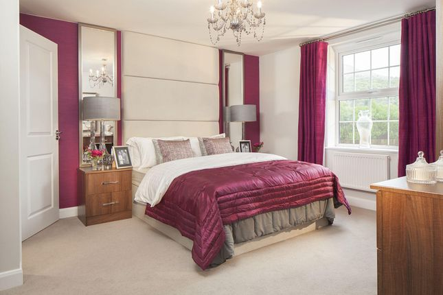 """Thumbnail Detached house for sale in """"Holden"""" at St. Brides Road, Wick, Cowbridge"""