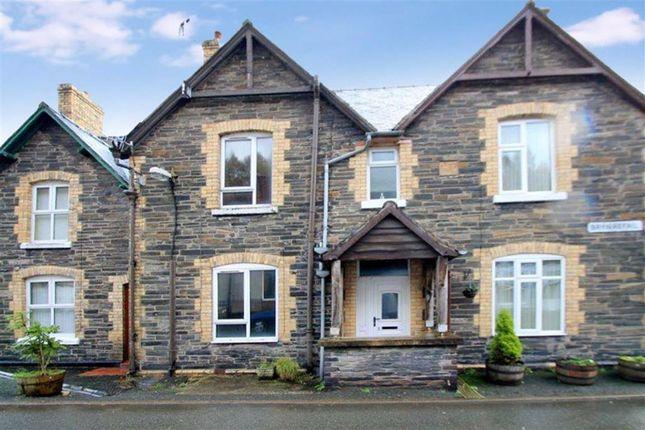 2 bed terraced house for sale in High Street, Glyn Ceiriog, Llangollen LL20