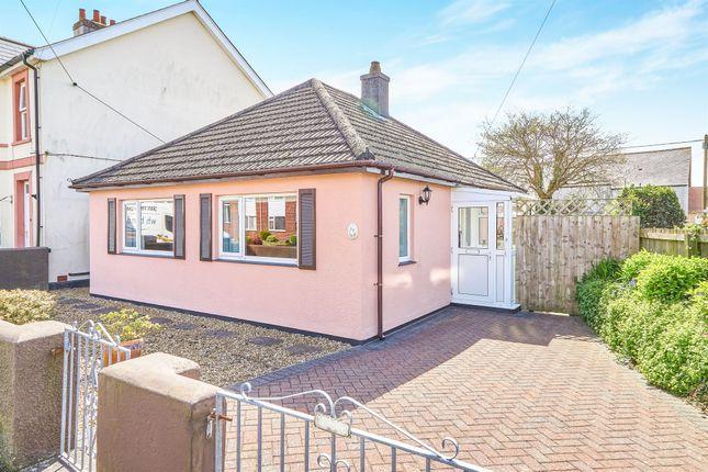 Thumbnail Detached bungalow for sale in Longview Road, Saltash