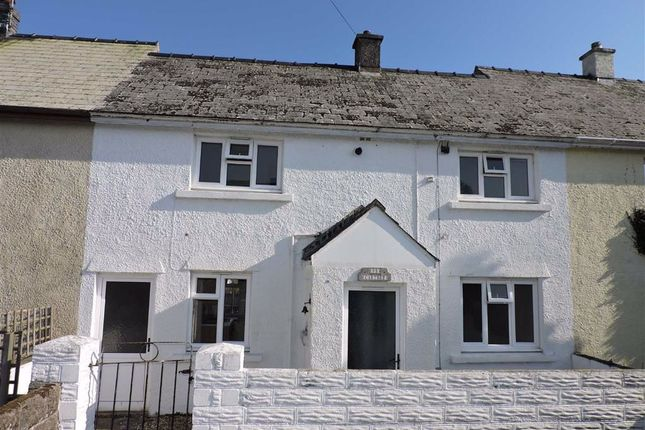 Thumbnail Terraced house for sale in St. Georges Avenue, Whitland