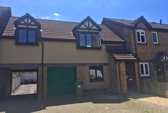 Thumbnail Maisonette to rent in Willow Drive, Shepton Mallet
