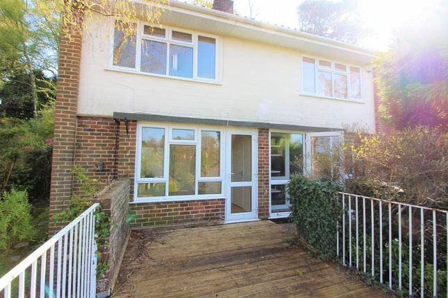 Thumbnail Detached house to rent in Holly Hill, Southampton