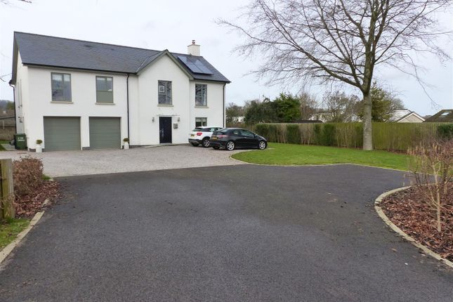 Thumbnail Detached house for sale in The Gardens, Tutshill, Chepstow