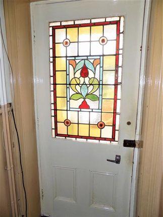 Front Door of West End, Queensbury, Bradford 13 BD13