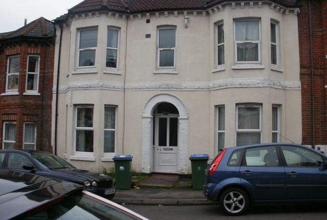Thumbnail Terraced house to rent in Tennyson Road, Portswood, Southampton