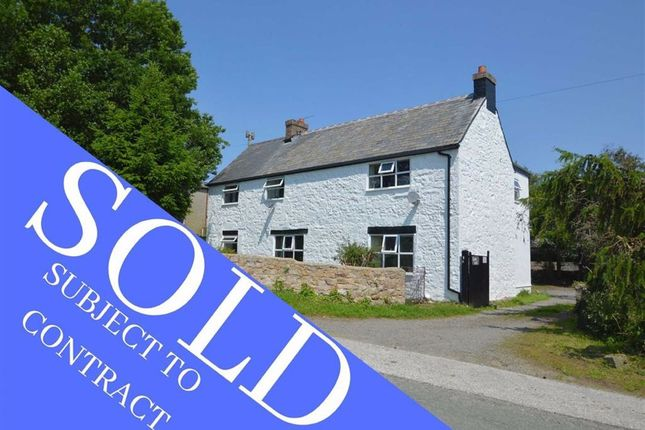 Detached house for sale in Ffordd Y Blaenau, Treuddyn, Flintshire