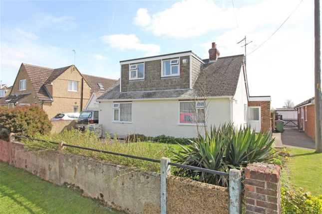 Thumbnail Detached bungalow for sale in Swan Lane, Sellinge, Kent