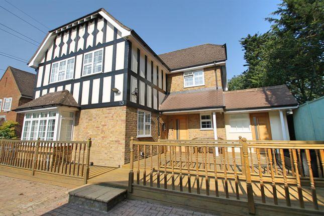 Thumbnail Detached house for sale in Larken Drive, Bushey