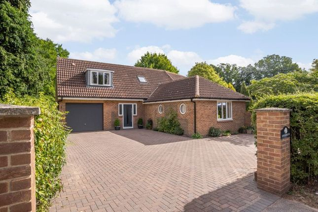 Thumbnail Detached house for sale in Kendrick Road, Newbury