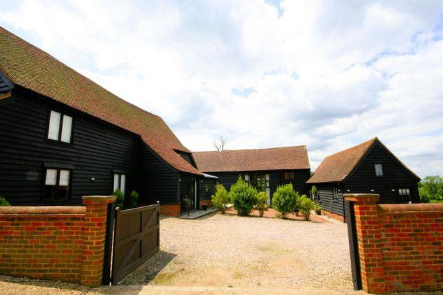Thumbnail Barn conversion to rent in Auriol Barns, Woodhall Lane, Shenley, Radlett