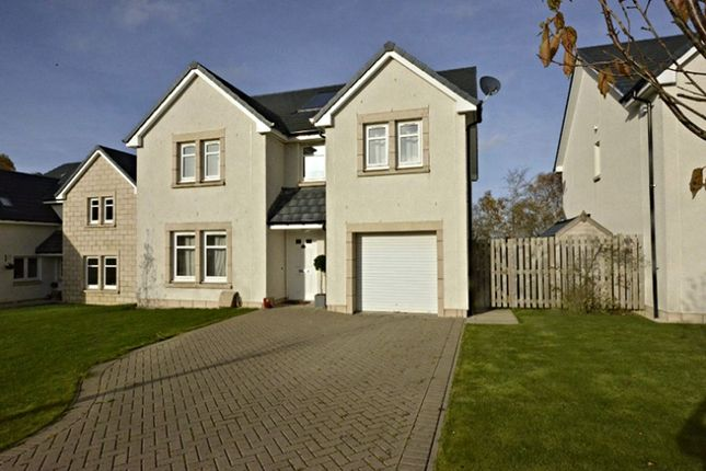 Thumbnail Detached house for sale in Hillfield Drive, Glasgow