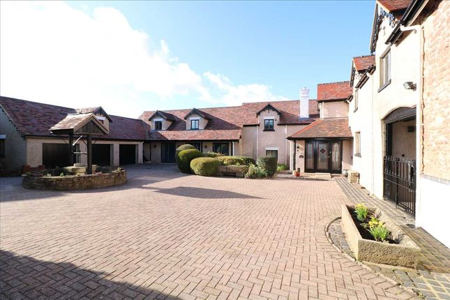 Thumbnail Detached house for sale in Ashfield Park Road, Rectory Farm, Ross-On-Wye