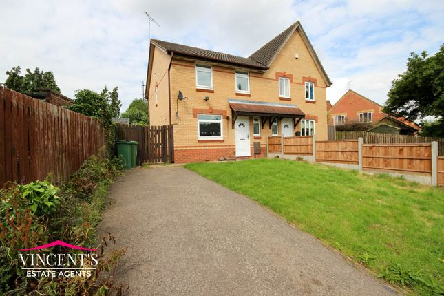 Thumbnail Semi-detached house to rent in Lubbesthorpe Rd, Leicester