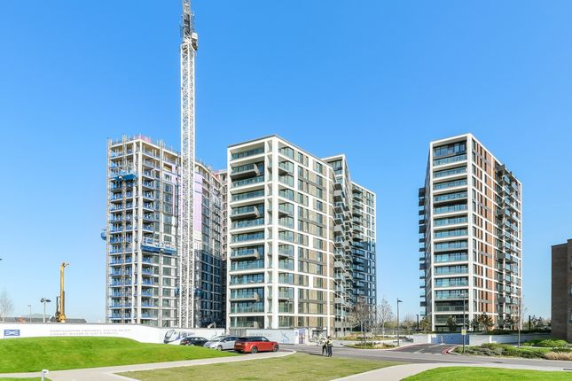 Thumbnail Flat for sale in Waterfront, Royal Arsenal Riverside, Woolwich