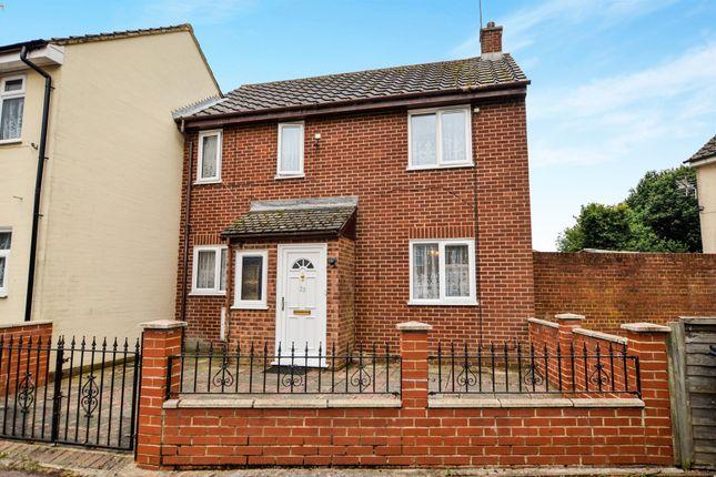 3 bed semi-detached house for sale in Langholm Road, Ashford